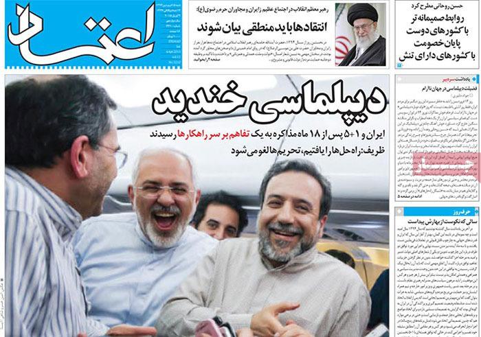 Iran Paper